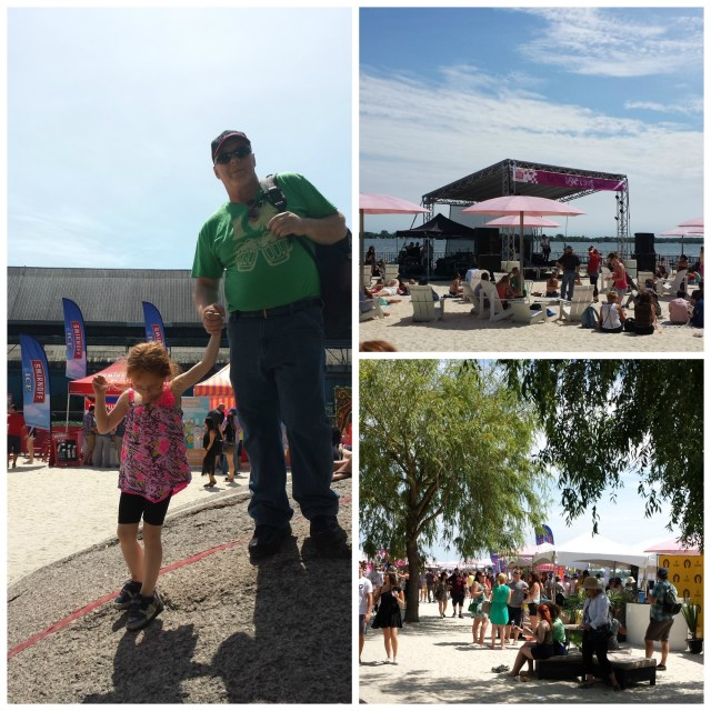 Redpath Waterfront Festival