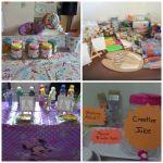 DIY Crafty Birthday Party
