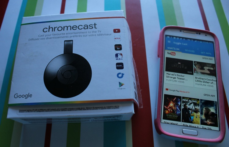 Chromecast