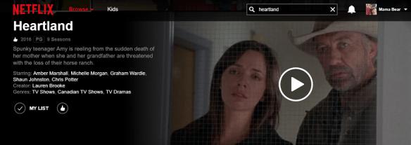 Heartland - A Canadian TV Show -Season 11 Returns Sept 24