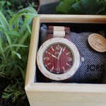 Telling Time and Memories with JORD Wood Watches