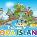 Play Learn Read on Ooka Island #RaiseAReader