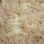 Cram Cheese Crumble Cake