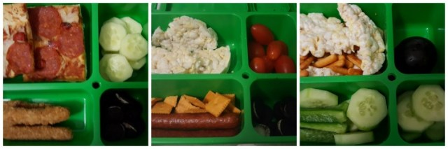 litterless lunch ideas