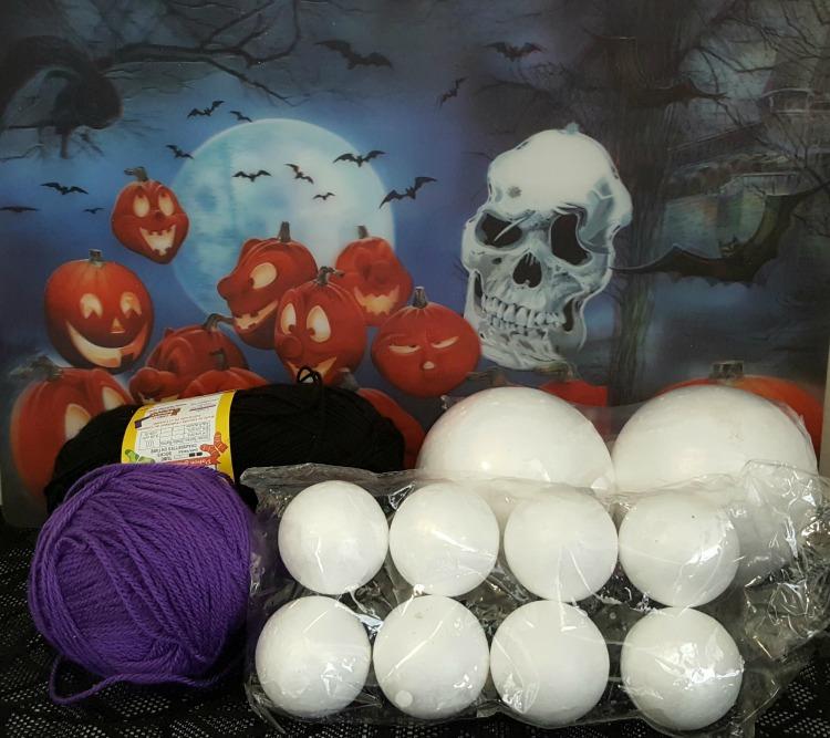 Hallowen Spiders