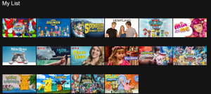 Kid's Shows on Netflix