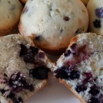 Berry Explosion Muffins