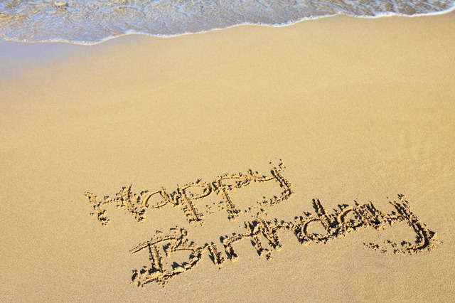 Beach Birthday