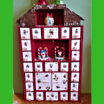 Popsicle Stick Advent Calendar – A Family Project