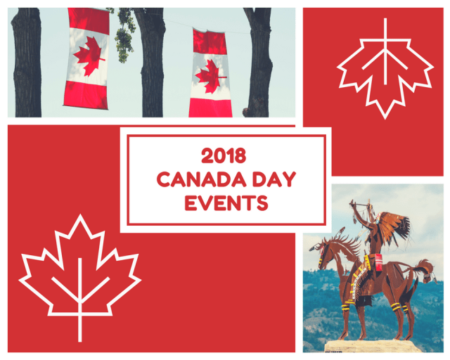 Canada Day Events