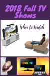 Fall TV Shows