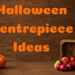 Halloween Centrepiece Ideas – Shabby Chic