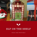 Elf on The Shelf Ideas and Printable List