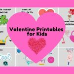 Valentine Printables for Kids – A Variety of Cards