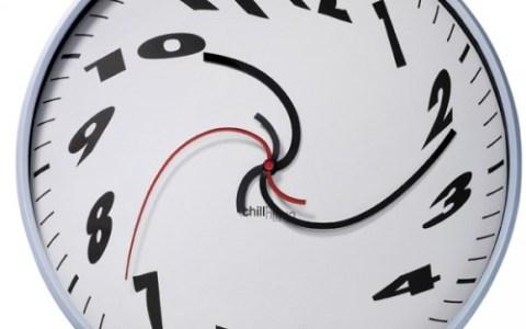 czas - Kto wie gdzie podział się wolny czas?