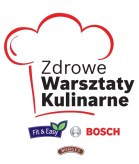 Zdrowe warsztaty kulinarne Bosch