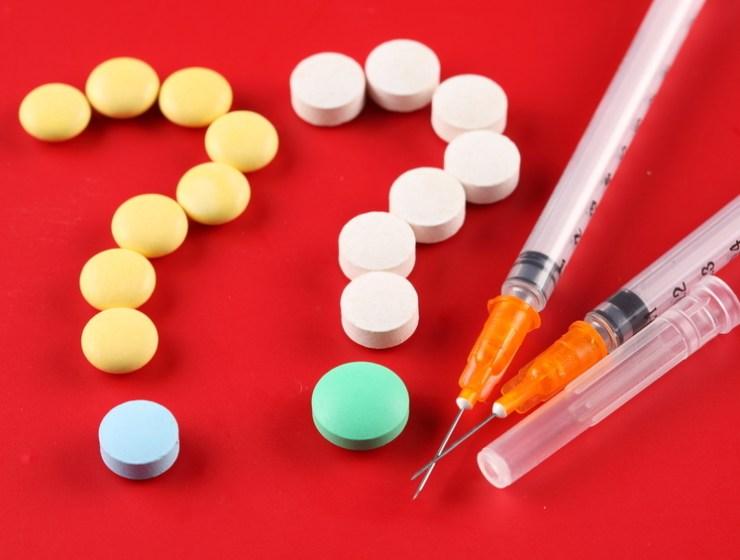 Leki - zapalenie gardła
