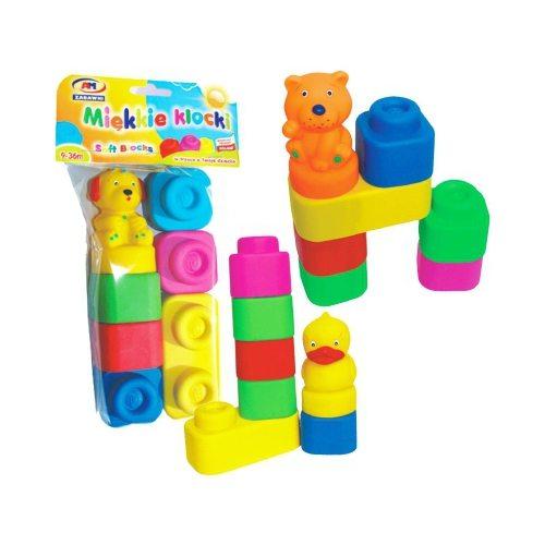 zabawki edukacyjne, klocki, zabawki dla dzieci, zabawki konstrukcyjne,  zabawki dla niemowląt , miekkie klocki
