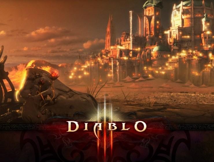 Diablo 3 Wallpaper 2 diablo 3 wallpapers game wallpapers 1440x900 - RPG - CZYLI Z KIM SPĘDZAM NOCE, GDY NIE KŁADĘ SIĘ OBOK MĘŻA