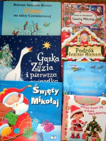 książki świąteczne dla dzieci1