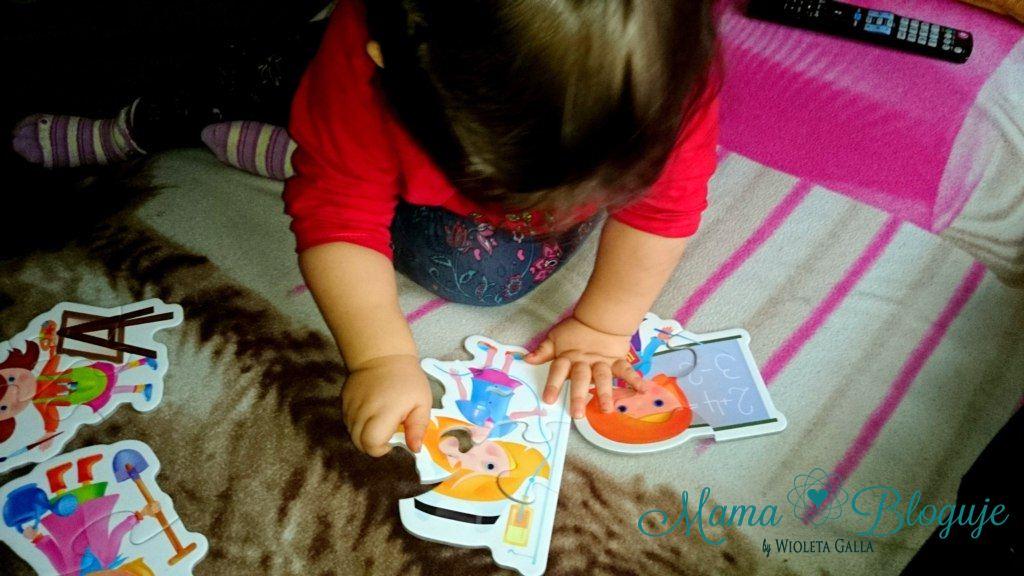 puzzle trefl baby zawody