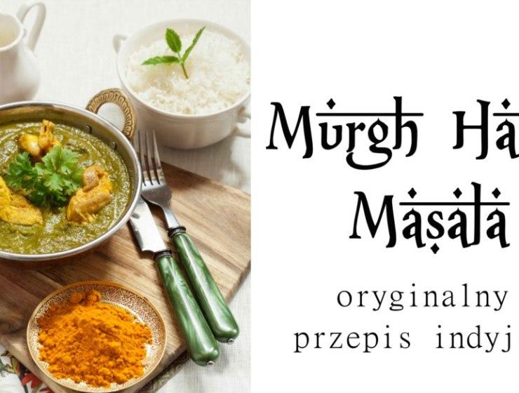 Murgh Hara Masala