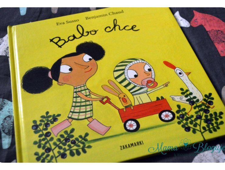 babo chce zakamarki okadka - BABO CHCE I NADIA CHCE - RECENZJA
