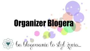 organizer blogowy