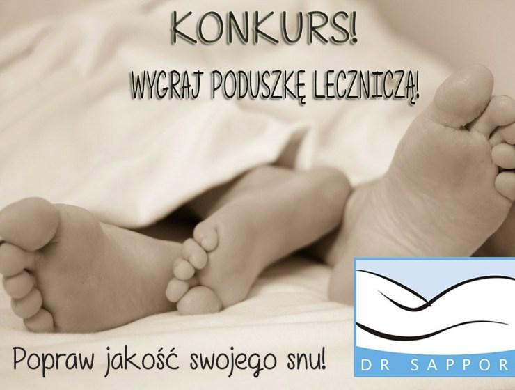 baner konkurs dr sapporo - POPRAW JAKOŚĆ SWOJEGO SNU! + KONKURS!