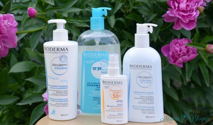 kosmetyki dla dzieci bioderma1 - KOSMETYKI BIODERMA CZY WARTO ZWROCIĆ NA NIE UWAGĘ?