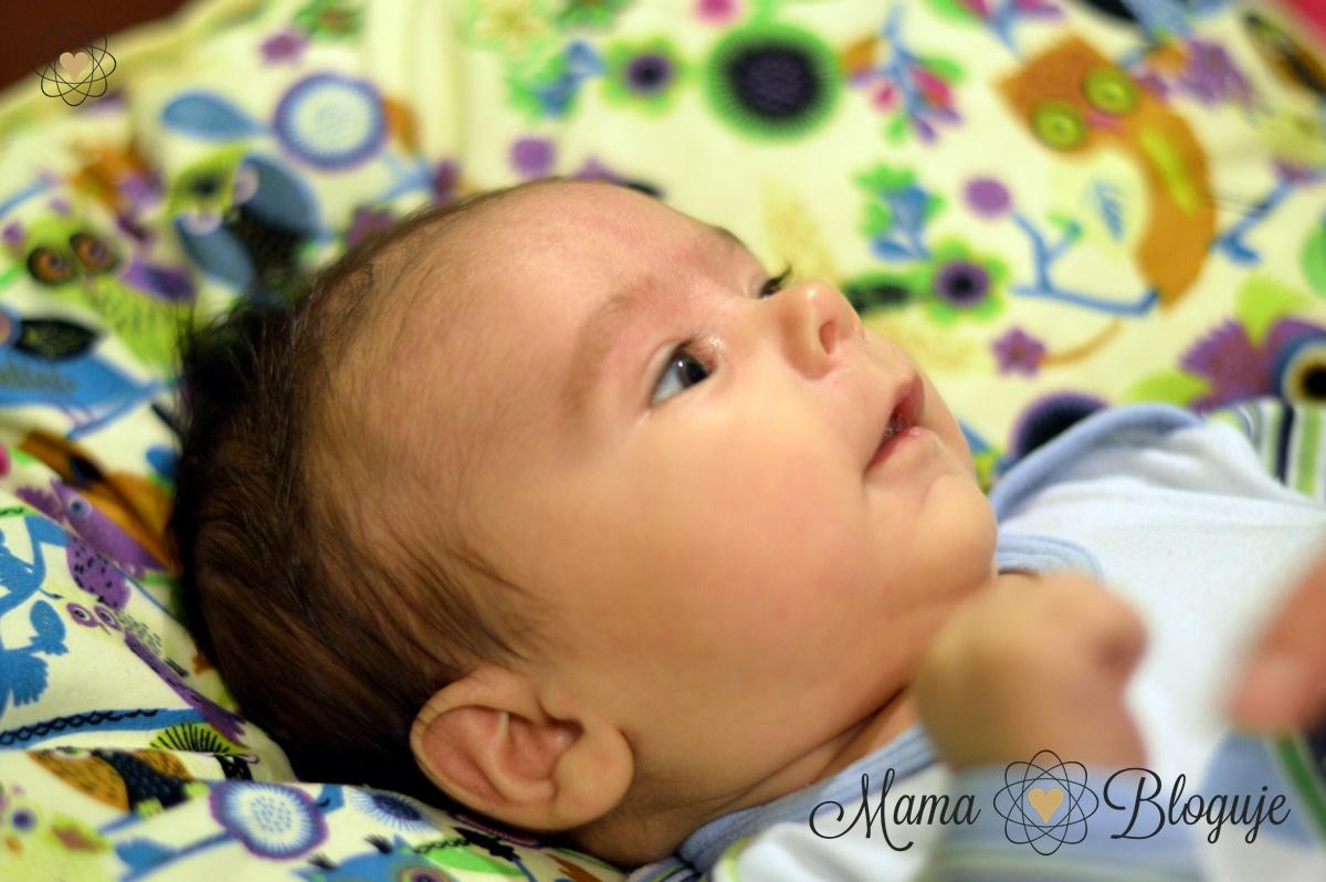 zapalenie płuc niemowle 1