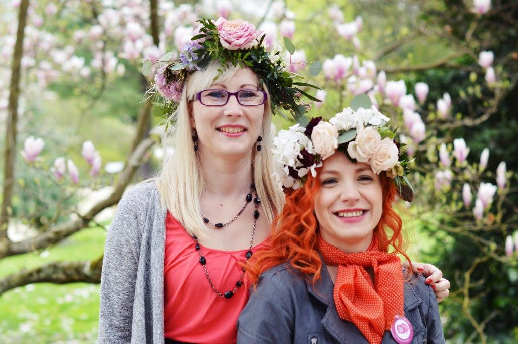 organizatorki blogodamy - KÓRNIK - IDEALNE MIEJSCE DAMSKICH SPOTKAŃ #BLOGODAMY 2017 cz. 1