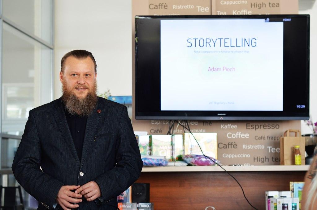 storytelling adam pioch - KÓRNIK - IDEALNE MIEJSCE DAMSKICH SPOTKAŃ #BLOGODAMY 2017 cz. 1