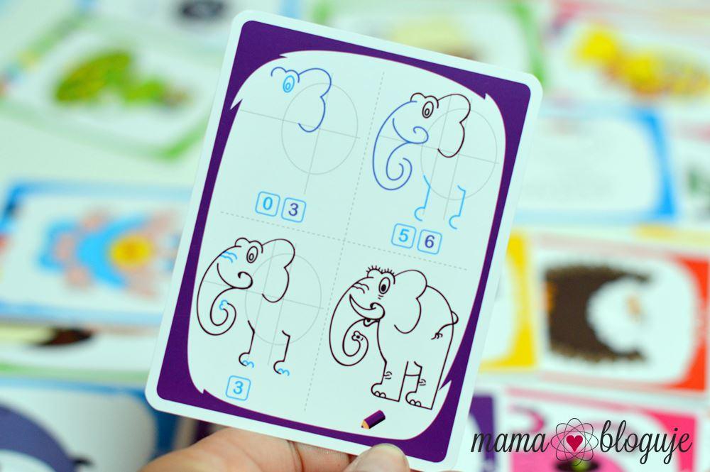 jak narysować słonia nauka rysowania