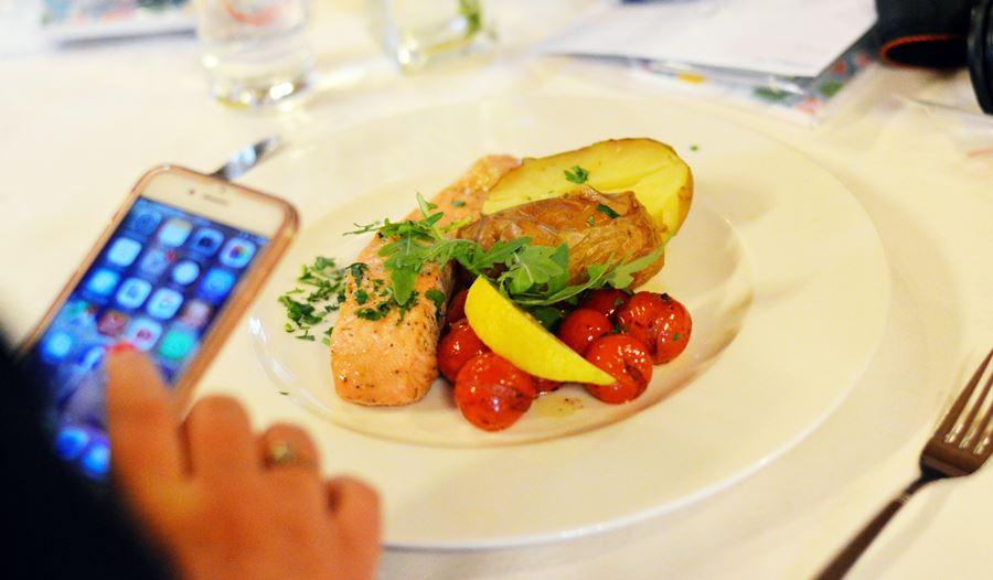 obiad restauracja gniazdo - SPOTKANIE KOBIECYCH BLOGEREK W GRODZISKU MAZOWIECKIM