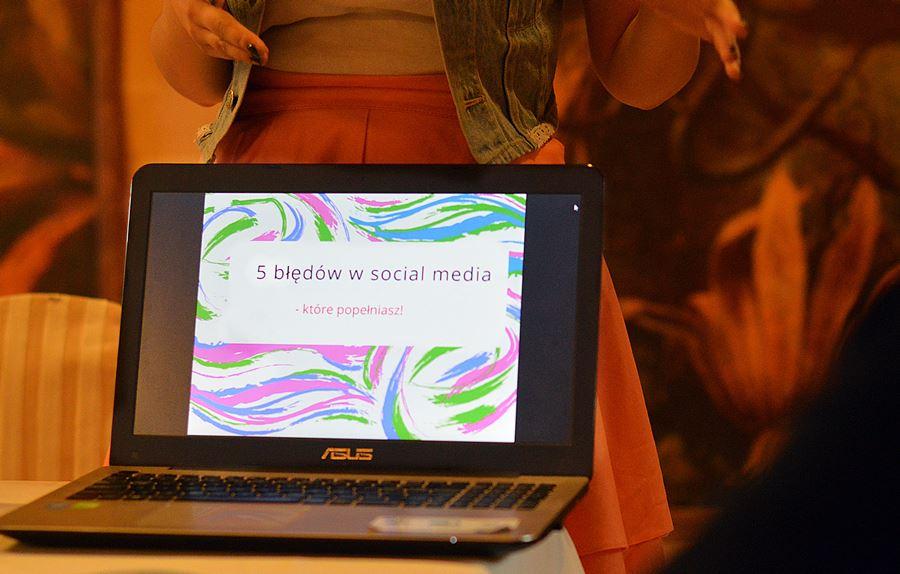 warsztaty social media - SPOTKANIE KOBIECYCH BLOGEREK W GRODZISKU MAZOWIECKIM