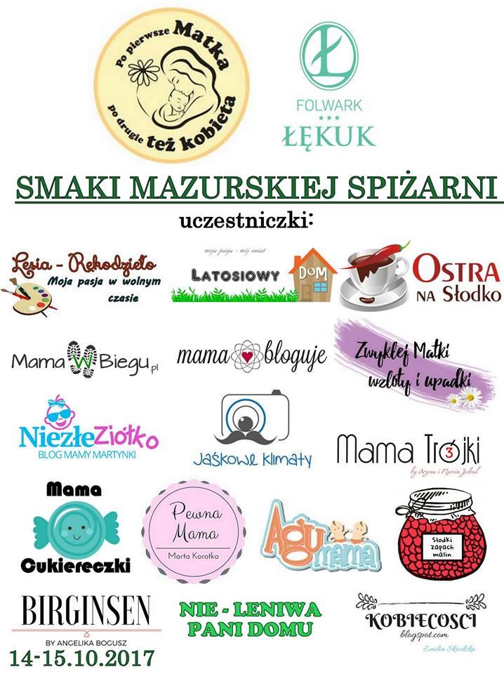 Uczestniczki spotkania Smaki Mazurskiej Spiżarni.