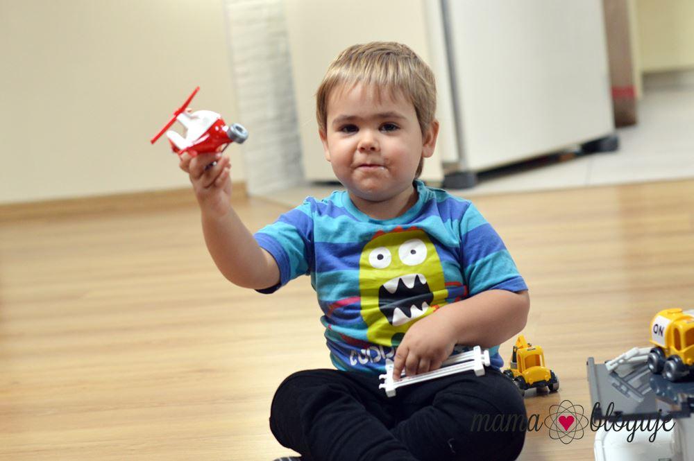 helikopter zabawka dla chłopca