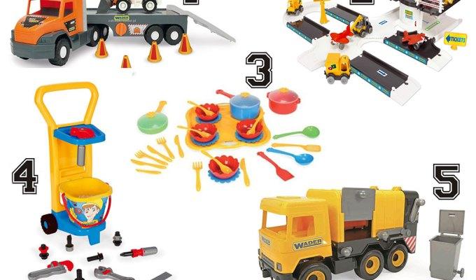 top zabawki dla chłopca - TOP PREZENTY DLA CHŁOPCA 1-4 LATKA