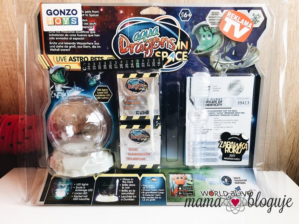 Aqua dragons gonzo toys gdzie kupić