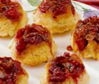 rhubarb-sticky-buns