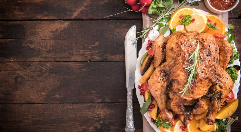 Thanksgiving Dinner Recipe