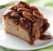 pecan-upside-down-cake