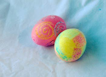 Crayon Egg