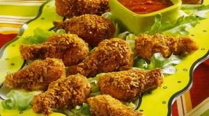 Tortilla chicken recipe 001