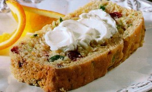 Zucchini orange Bread 001