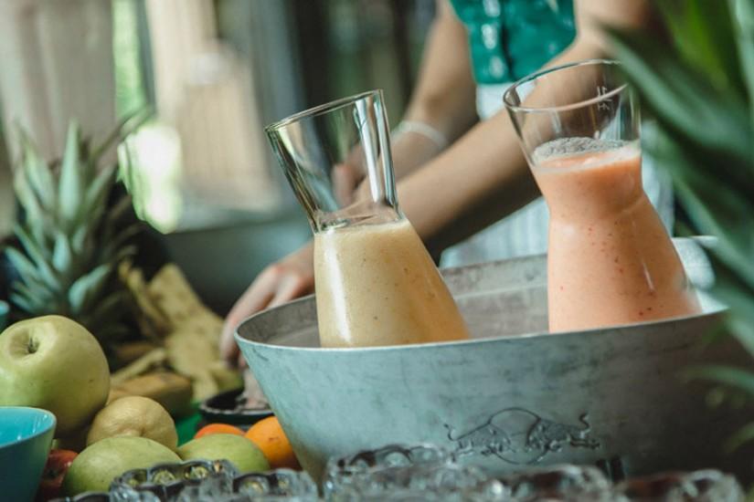 Neben dem umfangreichen Frühstück stehen Ihnen viele Köstliche Getränke zur Verfügung