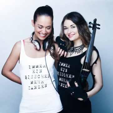 Miss Sabien & Miss VIOline