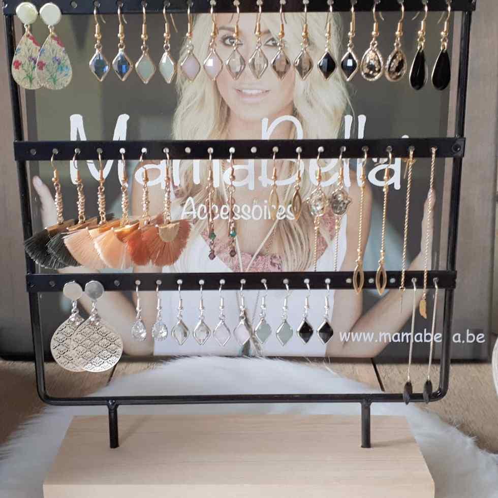 Displays Juwelen Oorbellenrekjes Armbandenrekjes