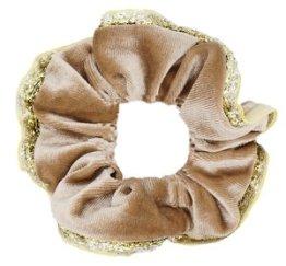 MamaBella AH0033 Gouden Rand Scrunchie